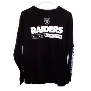 Majestic Raiders Long Sleeve